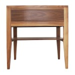 Home Living Spaces Bedside Tables Solid Wood Table