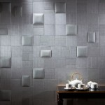 Home Nappatile Faux Leather Wall Tiles Details Interior