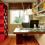 Home Office Interior Design For Small Space