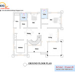 Home Plan And Elevation Appliance