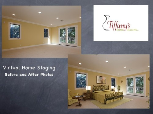 Home Stager Using Virtual Staging