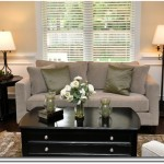 Home Staging Solutions For Decorating Small Living Room