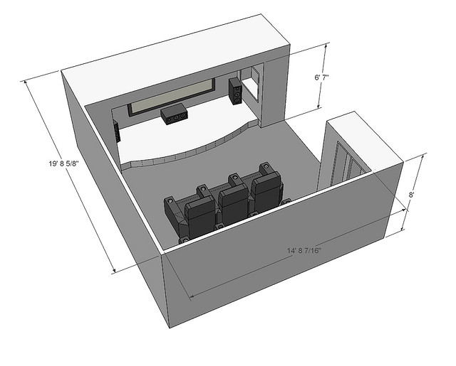 Home Theater Plans Flickr Sharing