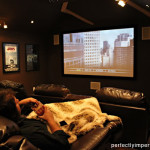 Home Theater Rooms Diy Perfectly