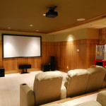 Home Theater Rooms Ideas Decor