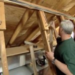 Homeowner Video Channel How Build Storage Shelves Your Attic