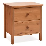 Honey Drawer Bedside Table From Fads