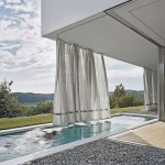 House Design Curtain South Germany Modern Designs