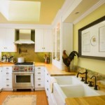 House Paint Colors For Your Mood Yellow Kitchen Wall