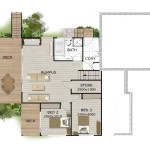 House Plans For Sloping Sites Floor