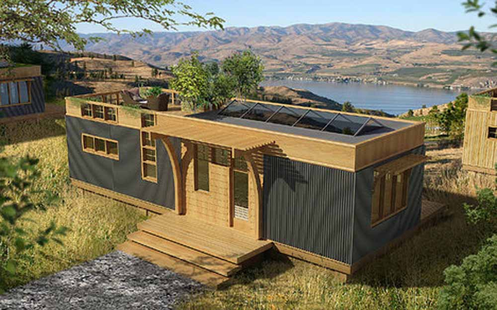 House Plans Sustainable Green Home Design
