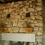 Houses Dry Stone Cladding Fireplaces