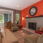 How Bring Your Personal Color Style Living Room