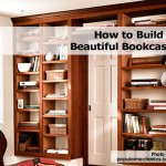 How Build Beautiful Bookcase
