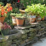 How Build Stone Wall For Your Garden Toronto Star