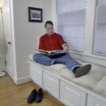 How Build Window Seat From Wall Cabinets Diy Network