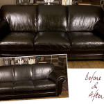 How Care For Your Leather Couches And Chairs Honey