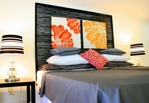 How Create King Size Headboard Wow Factor For Just