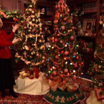 How Decorate Christmas Tree Decorating Ideas