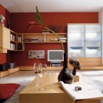 How Decorate Living Room Cabinet Home Constructions