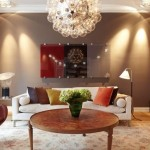 How Decorate Living Room Simple Ways