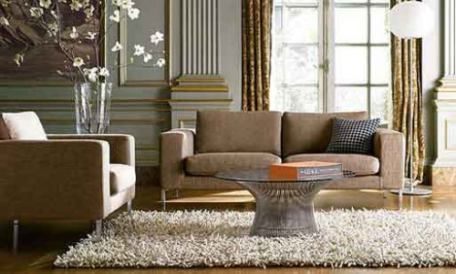 How Decorate Living Room Simple Ways House Design Decor