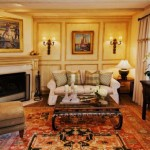 How Decorate Living Space When The Focal Point Corner