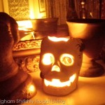 How Decorate Mantel For Halloween