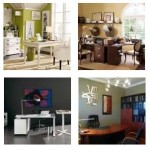 How Decorate Office Interior Design And Happy Home Living