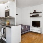 How Decorate Small Apartment Kungsholmen Condo
