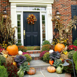 How Decorate Your Front Porch For Fall