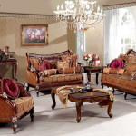 How Decorate Your Room Carved Chairs