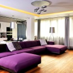 How Design Your Apartment Purple View