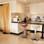 How Furnish Studio Apartment Kitchen