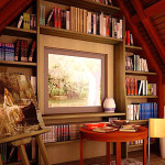 How Incorporate Library Into Your Home Design Lover