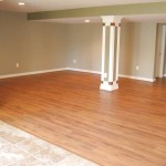 How Install Laminate Flooring The Basement Home Tips And