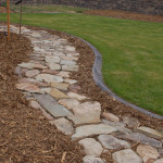 How Install Landscape Stepping Stone Pathway Icreatables