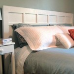 How Make Simple Cottage Style Headboard Home Improvement Diy