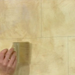 How Paint Faux Limestone Finish Diy Network