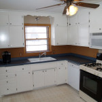 How Paint Old Kitchen Cabinets