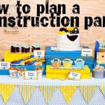 How Plan Construction Party Spaceships And Laser Beams