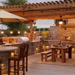 How Prepare Your Outdoor Kitchen Smart Home Decorating Ideas