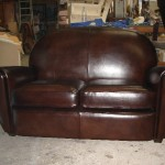 How Remove Water Stains From Leather Couch
