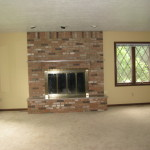 How Update Brick Fireplace Would Appreciate Any Suggestions