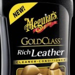 How Use Meguiar New Gold Class Rich Leather Cleaner And