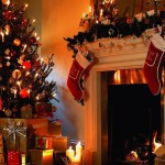 Idea Design Interior And Decorating Your Home For Christmas Day