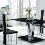 Ideas Dining Room Table Designs Unique Black