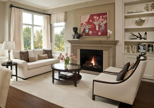 Ideas Fireplace Surround And Decorating