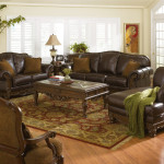Ideas For Small Living Room Brown Furniture Decorating Pictures