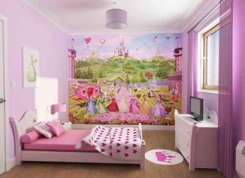 Ideas For Teenage Girls Bedroom Decorating